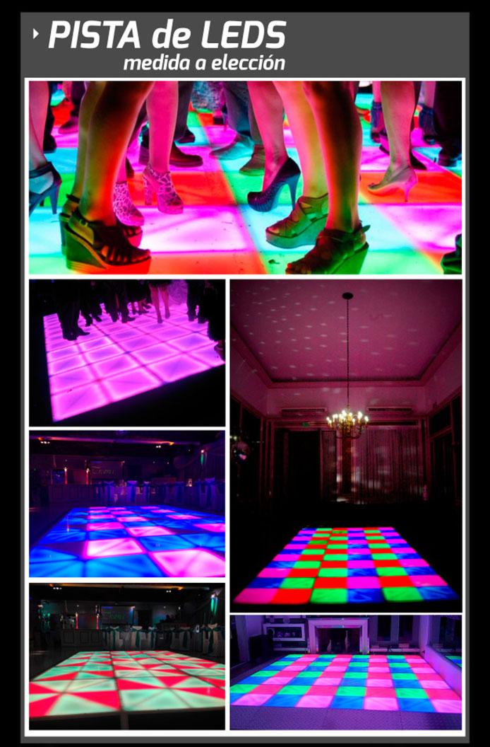La Compañía Láser - Show Laser - Show Grafico